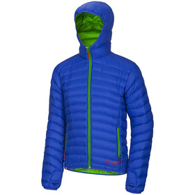 Ocun Tsunami Down Jacket Herren blue/green